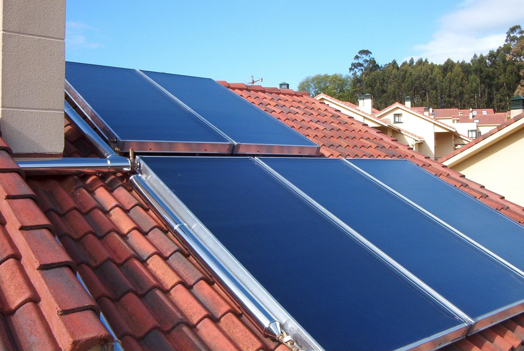 Paneles solares para el hogar, la hostelería y la industria 2